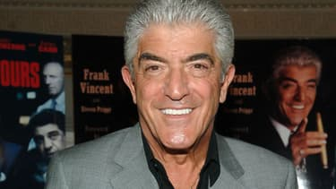 Frank Vincent à New York en 2006
