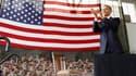 Barack Obama a salué mercredi le retour de soldats américains d'Irak, marquant symboliquement la fin de neuf années d'un conflit qui a infligé un tort durable à l'image des Etats-Unis dans le monde et mis leur armée à rude épreuve. /Photo prise le 14 déce