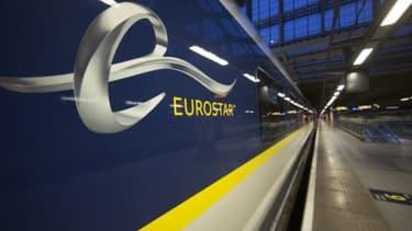 Un train Eurostar