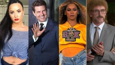 Les célébrités qui ont fait l'actu cette semaine