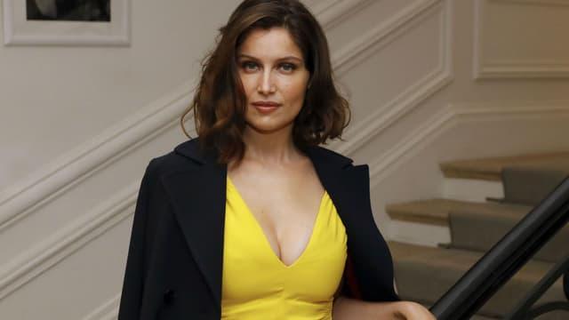 Laetitia Casta à Paris en 2016 -