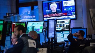 Les investisseurs seront encore dans l'attente du comité de politique monétaire de la FED, avec rendu de décision demain. De l'attentisme à prévoir sur les marchés d'ici là.