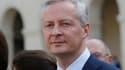 """Le ministre de l'économie s'est dit """"navré"""" de la situation de son ancienne famille politique."""