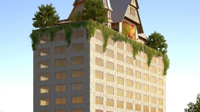 La Maison Heler Metz devrait voir le jour à l'horizon 2019.