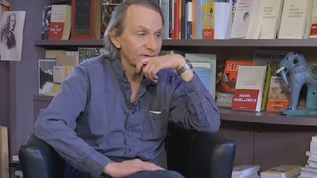 Michel Houellebecq a accordé un entretien à Ruth Elkrief.