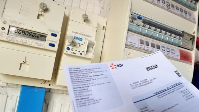 Dans un logement mal isolé, la facture d'électricité s'envole