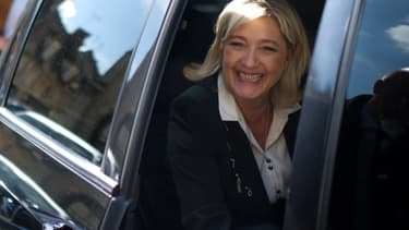 Marine Le Pen se distingue des autres candidats par sa volonté de ne pas relever les taxes sur le diesel