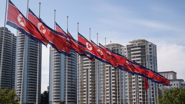 """Selon le rapport de l'ONU, la Corée du Nord a """"utilisé le cyberespace pour lancer des attaques de plus en plus sophistiquées visant à dérober des fonds aux institutions financières et aux plateformes de cryptomonnaie""""."""