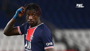 PSG : Positif au Covid-19, Kean forfait contre Bordeaux