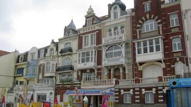 Des façades à Dunkerque (Photo d'illustration)