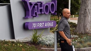 Yahoo a été victime d'attaques informatiques en septembre.