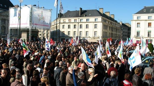 La France est toutefois talonnée par le Danemark (image d'illustration)