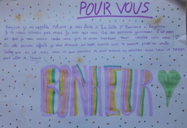 """""""Lettre à l'Ehpad"""""""
