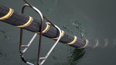 Un câble sous-marin de 580 kms de long va être installé entre la France et l'Irlande (Photo d'illustration)