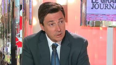 Olivier Brousse, le président exécutif de La Saur, était l'invité d'Hedwige Chevrillon dans Le Grand Journal ce 2 juillet.