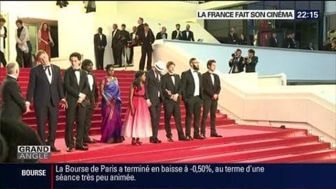 Le cinéma français a fait son show à Cannes