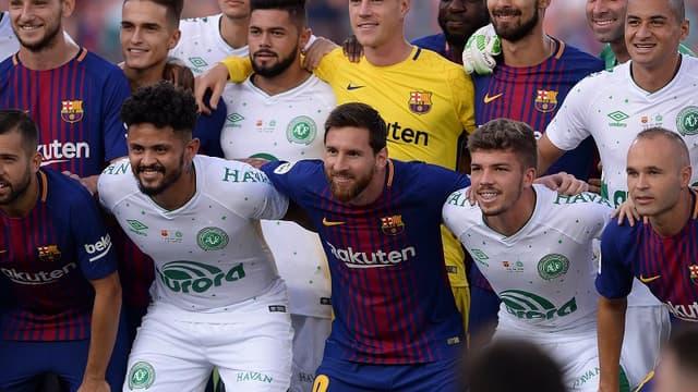 Barça-Chapecoense
