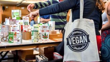 A Calais, le 8 septembre dernier se tenait un festival vegan