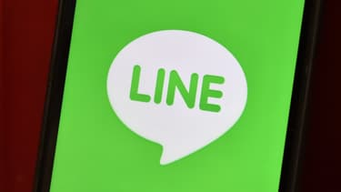 Line est le réseau social le plus utilisé au Japon.
