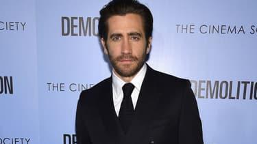 Jake Gyllenhaal à la première de Demolition à New York