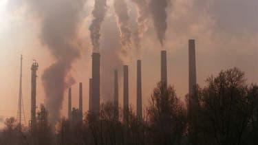 Skyonic a mis en place un système de transformation des émissions de CO2.