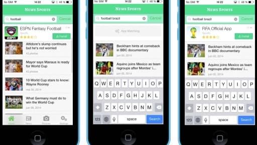 Mobpartner vient de lancer un service qui permet d'adapter la publicité à la requête rentrée dans un moteur de recherche