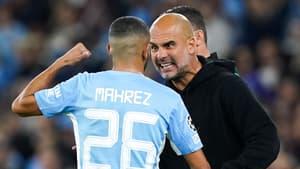 La grosse colère de Pep Guardiola contre Riyad Mahrez