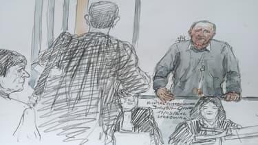 """L'""""étrangleur"""" de Strasbourg a été condamné à la réclusion à perpétuité."""