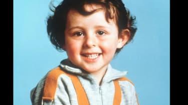 Le petit Grégory, mort en octobre 1984