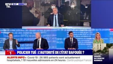 Story 7 : Policier tué à Avignon, autorité de l'État bafouée ? - 06/05