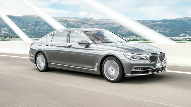 La Série 7 se dote d'une nouvelle motorisation diesel de 400 chevaux !