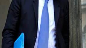 Le ministre du Travail Eric Woerth a affirmé mercredi que les modalités de la cotisation sur les hauts revenus prévue par le gouvernement pour financer une partie de la réforme des retraites n'étaient pas arbitrées. /Photo prise le 26 mai 2010/REUTERS/Phi