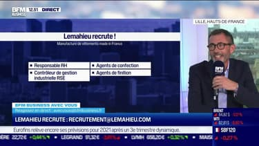 Vous recrutez : Lemahieu / Innovafeed - 21/10