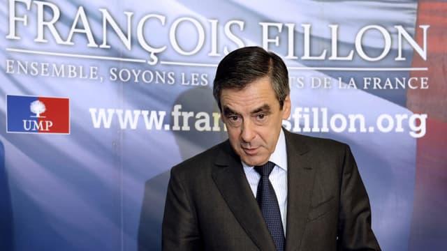 L'ancien Premier ministre François Fillon