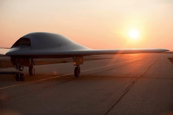 Le Neuron de Dassault est un drone de combat français qui fait la taille d'un avion de chasse.
