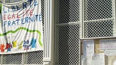 Une école parisienne en mai 2007 (photo d'illustration)