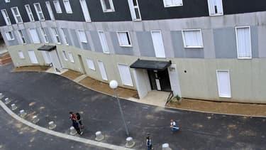 La cité de la Grande-Borne, à Grigny dans l'Essonne (photo d'illustration)
