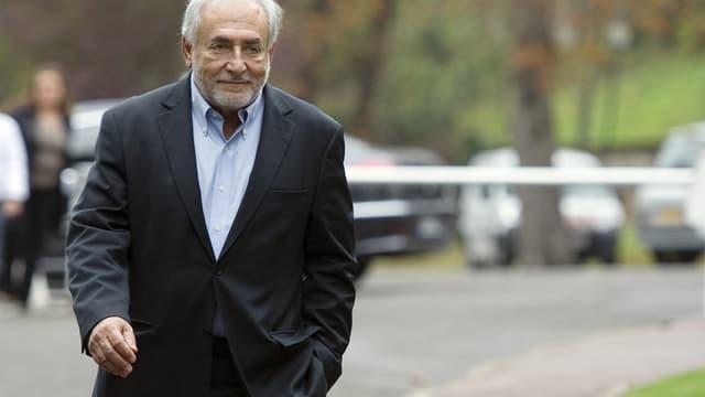 """""""DSK"""" est entendu à partir de ce mardi, et pour trois jours, dans le cadre du procès du Carlton de Lille. (Photo d'illustration, datant de 2011)"""