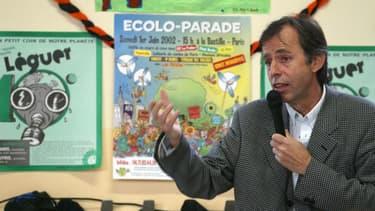 Bernard Maris était directeur adjoint de la rédaction de Charlie Hebdo jusqu'en 2008.
