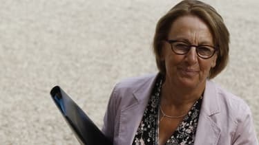 """Marylise Lebranchu, la ministre de la Fonction publique, avait indiqué que le rapport remis ce lundi était supposé """"tout remettre sur la table""""."""