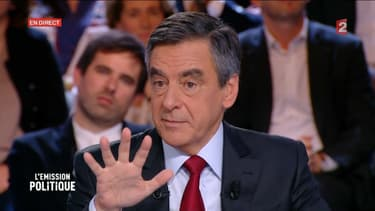François Fillon, jeudi 27 octobre