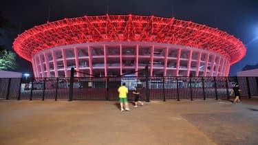 L'Indonésie accueillera les Jeux asiatiques de la mi-août à la fin septembre 2018 (ici le stade Gelora Bung Karno où se dérouleront les cérémonies d'ouverture et de clôture)