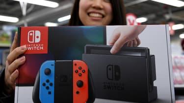 Nintendo devrait vendre 14 millions de Switch pour cet exercice fiscal.