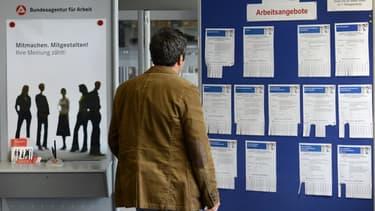 Le taux de chômage en zone euro s'élevait à