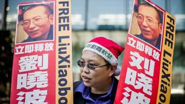 Liu Xiaobo a été libéré ce lundi.
