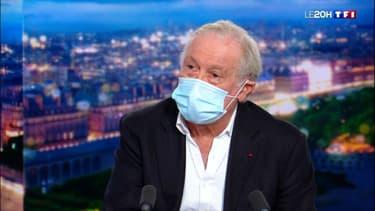 Jean-François Delfraissy sur TF1.