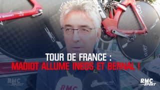 Tour de France : Madiot (Groupama-FDJ) allume le Team Ineos et Bernal !
