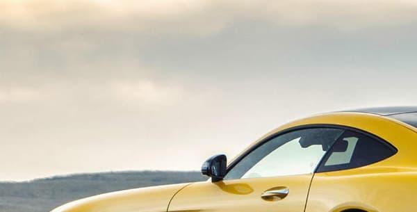 La version d'entrée de gamme de l'AMG GT n'affiche que 468 chevaux.