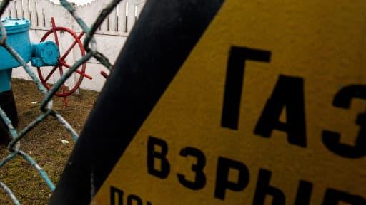 Le prix des livraisons de gaz russe vers l'Ukraine doit augmenter de plus d'un tiers.