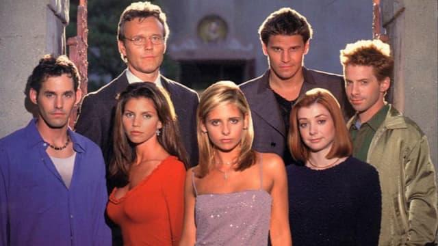 """Les acteurs de la série originale """"Buffy contre les vampires"""""""